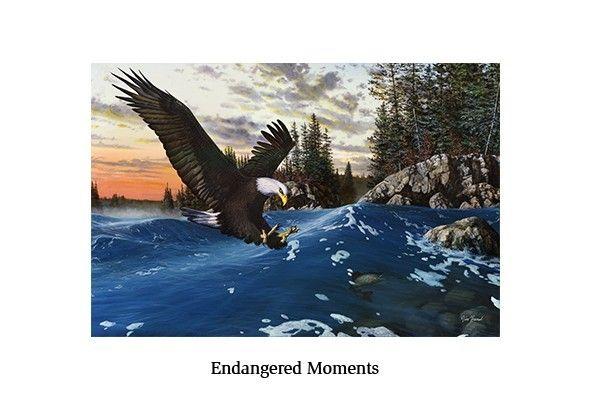 Endangered Moments