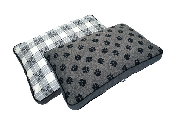 Gray Pet Bed