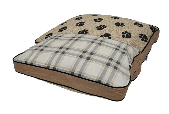 Tan Pet Bed